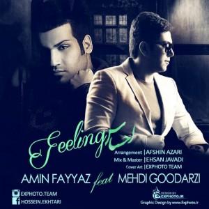 Amin Fayyaz And Mehdi Goodarzi Ehsas 300x300 - متن آهنگ جدید احساس امین فیاض و مهدی گودرزی