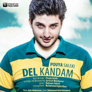 Pouya Saleki Del Kandam 300x300 - متن آهنگ جدید دل کندم پویا سالکی