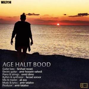 Amir Tataloo Age Halit Bod 300x300 - متن آهنگ جدید اگه حالیت بود امیر تتلو