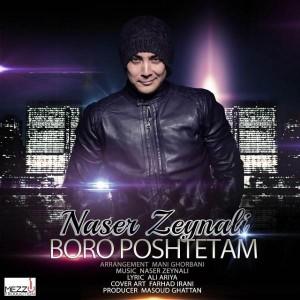 Naser Zeynali Boro Poshtetam 300x300 - متن آهنگ جدید برو پشتتم ناصر زینعلی