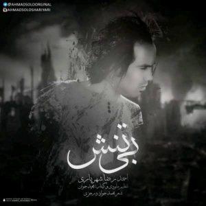 Ahmad Solo Bi Tanesh 300x300 - متن آهنگ جدید بی تنش احمد سلو