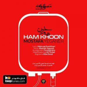 Mostafa Yeganeh Ham Khun 300x300 - متن آهنگ جدید هم خون مصطفی یگانه